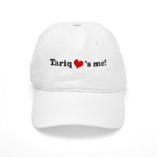 Tariq loves me Baseball Cap
