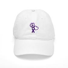 Peace,Love,Hope Baseball Cap