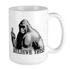 BELIEVE THIS! Ceramic Mugs