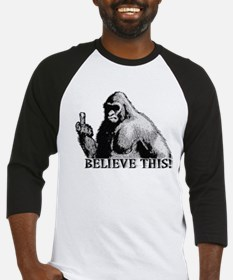 BELIEVE THIS! Baseball Jersey