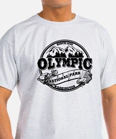 Olympic Old Circle T-Shirt