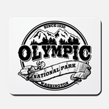 Olympic Old Circle Mousepad
