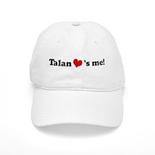 Talan loves me Baseball Cap