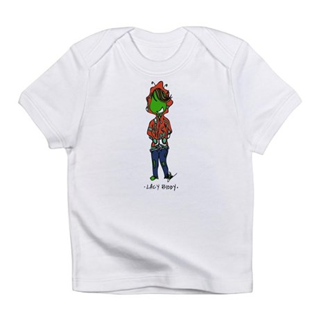 Custom Lacy Biddy Infant T-Shirt
