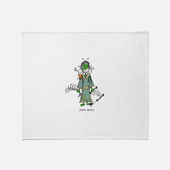 Jonah Bible Biddy Throw Blanket