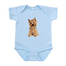 Yorkie Infant Bodysuit