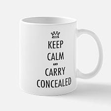 Carry Concealed Mug