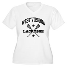 West Virginia Lacrosse T-Shirt