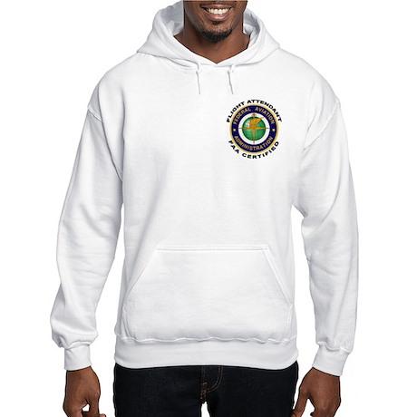 Flight Attendant Hooded Sweatshirt