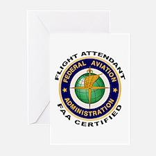 Flight Attendant Greeting Cards (Pk of 10)