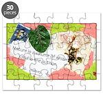 Nature Quote Collage Puzzle