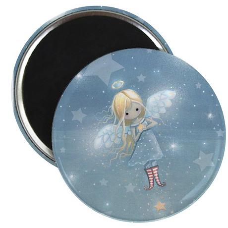"Star Angel 2.25"" Magnet (100 pack)"