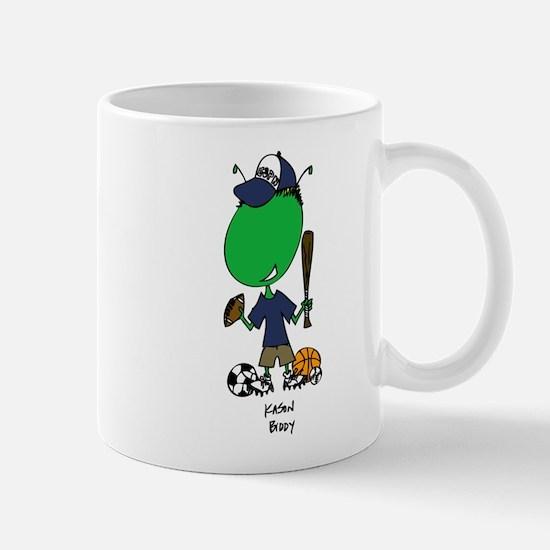 Custom Kason Biddy Mug