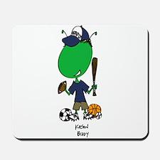 Custom Kason Biddy Mousepad