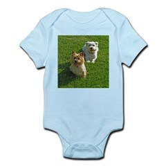 .the boys. II Infant Bodysuit