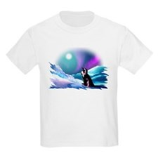 Contemplative Penguin T-Shirt