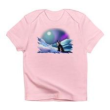 Contemplative Penguin Infant T-Shirt
