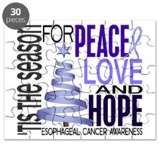 Christmas 1 Esophageal Cancer Puzzle