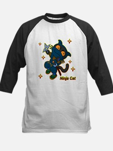 Ninja cat Tee