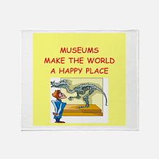 museum Throw Blanket