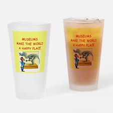 museum Drinking Glass