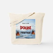Spokane Heritage Tote Bag