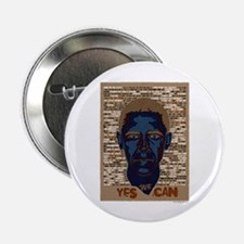 "Obama Yes We Can 2.25"" Button"