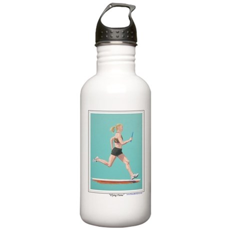 Flying Fiona Stainless Water Bottle 1.0L