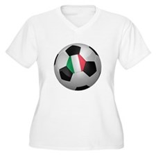 Italian soccer ball T-Shirt