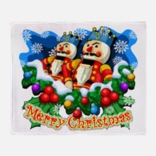The Nutcracker Special (7 of 7) Throw Blanket