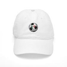 Mexican soccer ball Baseball Cap