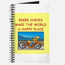biker chicks Journal