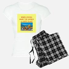 biker chicks Pajamas