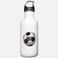 Russian soccer ball Water Bottle