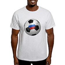 Russian soccer ball T-Shirt