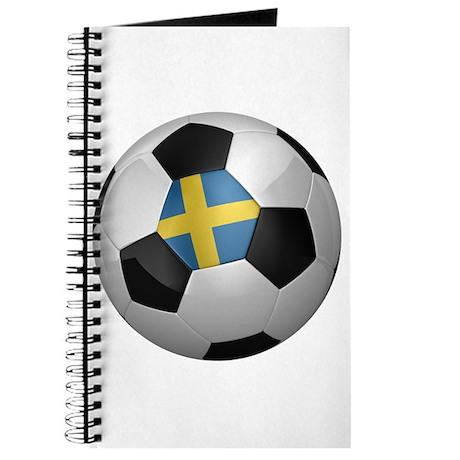 Swedish soccer ball Journal