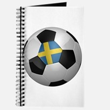 Swedish soccer ball Journal