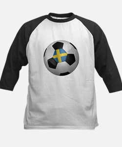 Swedish soccer ball Tee