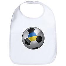 Ukrainian soccer ball Bib