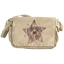 Beautiful Angel Messenger Bag