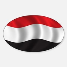 Flag of Yemen Decal