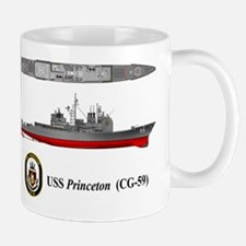 USS Princeton (CG-59) Mug