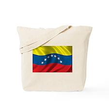 Flag of Venezuela Tote Bag
