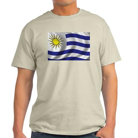 Flag of Uruguay Light T-Shirt