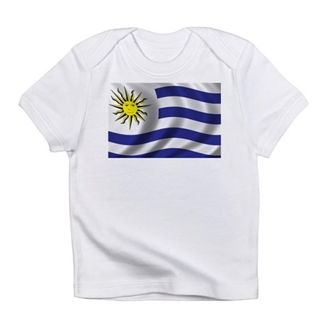 Flag of Uruguay Infant T-Shirt