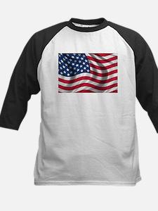 American Flag Tee