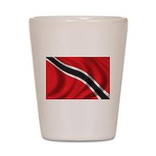 Flag of Trinidad and Tobago Shot Glass