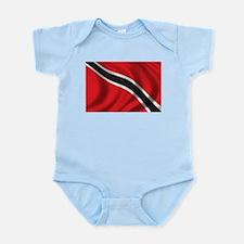 Flag of Trinidad and Tobago Infant Bodysuit