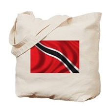 Flag of Trinidad and Tobago Tote Bag