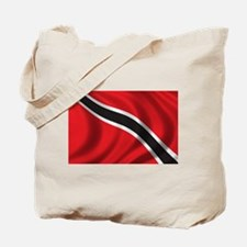 Flag of Trinidad and Tobago Tote Bag